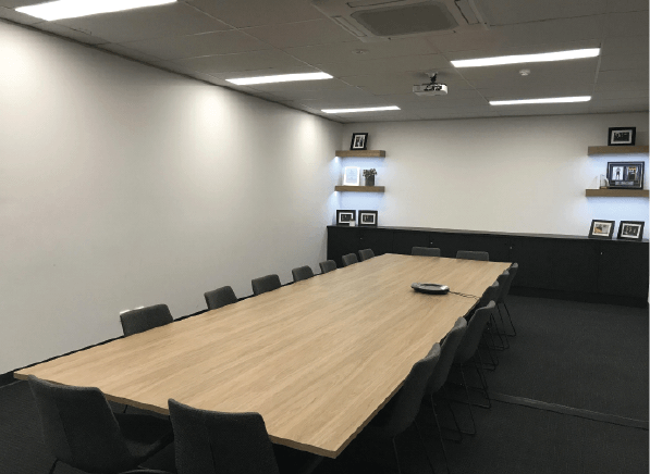 PEER board room