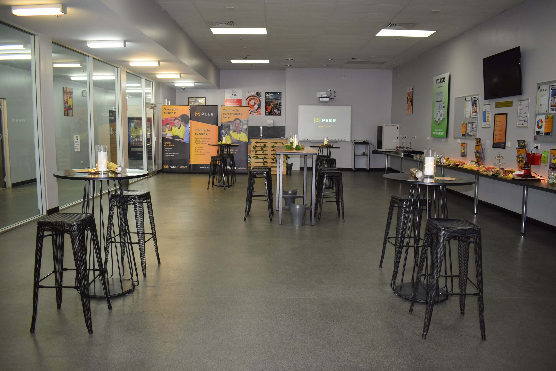 PEER Cafeteria
