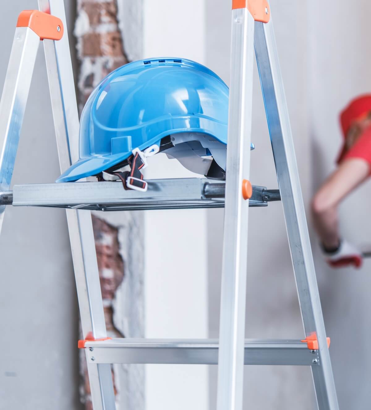 SAFETY ALERT on Ladders
