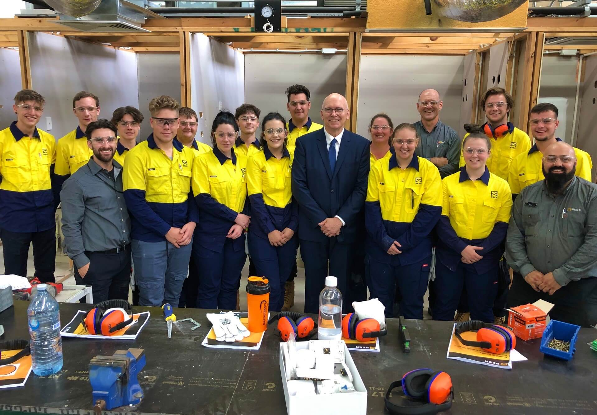 Increase in Apprentice and Trainee Enrolments